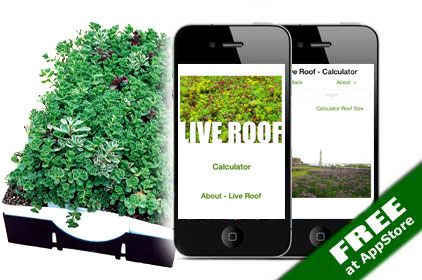 Live Roof App